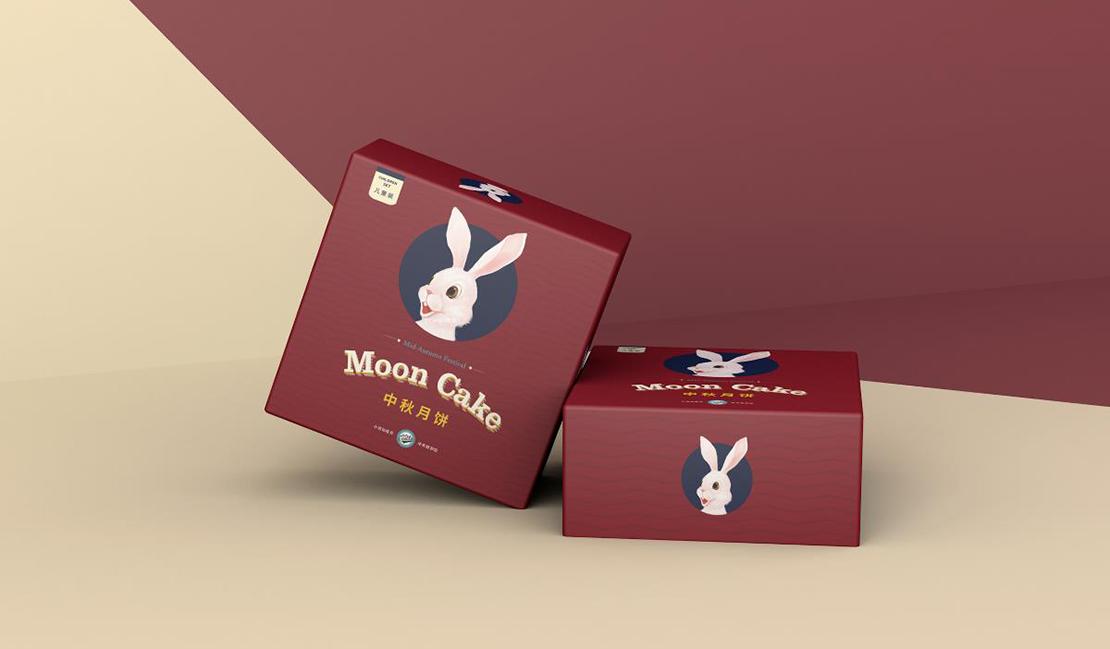中秋月饼礼盒儿童版