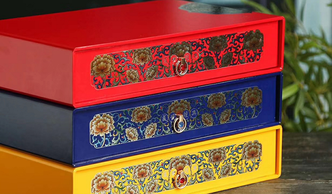 大红袍茶叶包装盒礼盒