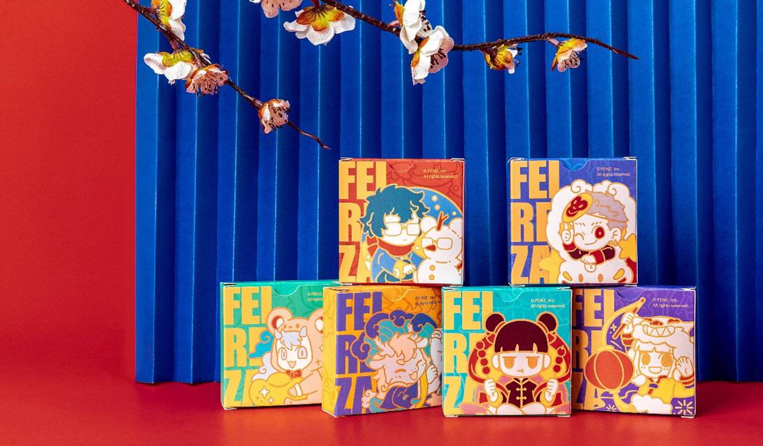 文化礼品包装盒设计制作