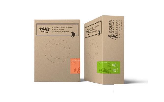 纸盒生产厂家_牛卡纸盒农产品包装礼盒设计制作加工定制生产厂家 - 南京怡世包装