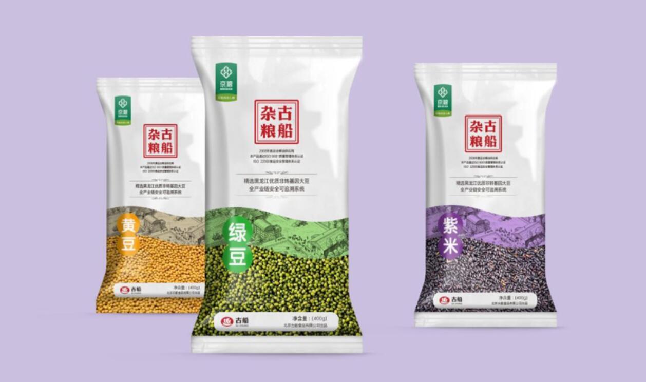 食品包装袋设计怎么营造出独特的视觉效果